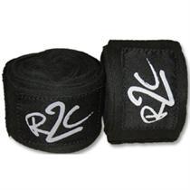 R2C 180 Black Cotton Handwraps